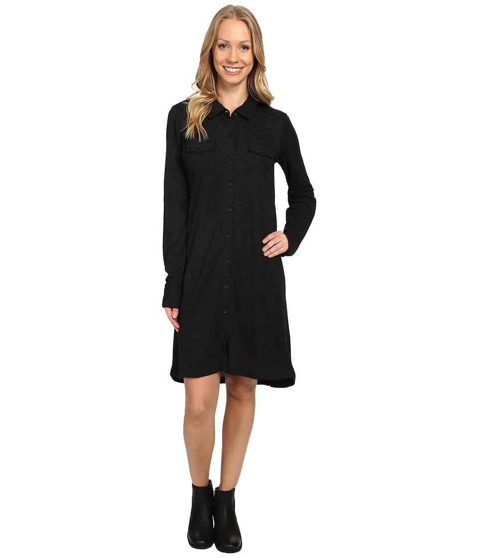 Prana - Besha Dress (Black) Women's Dress