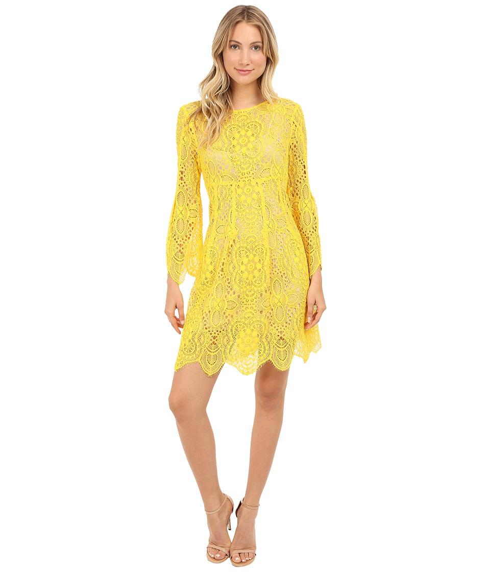 Trina Turk - Lyn Dress (Leo Yellow) Women's Dress