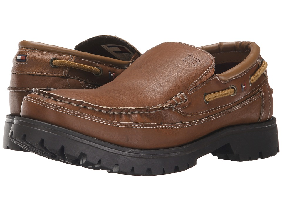 Tommy Hilfiger - Jennings (Light Brown) Men's Slip on Shoes