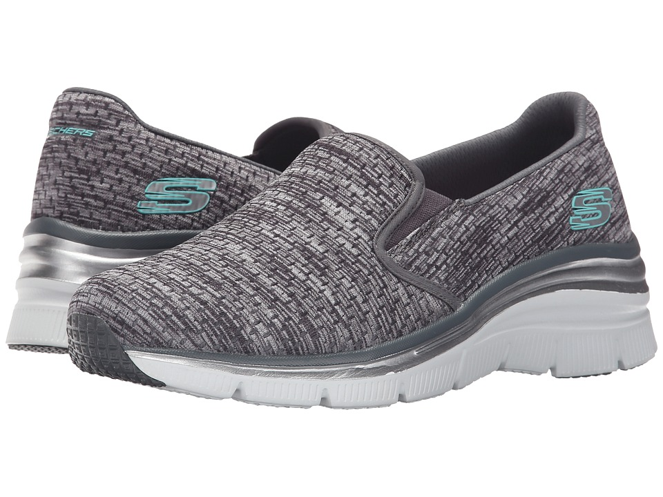 SKECHERS - Fashion Fit (Gray) Women's Shoes