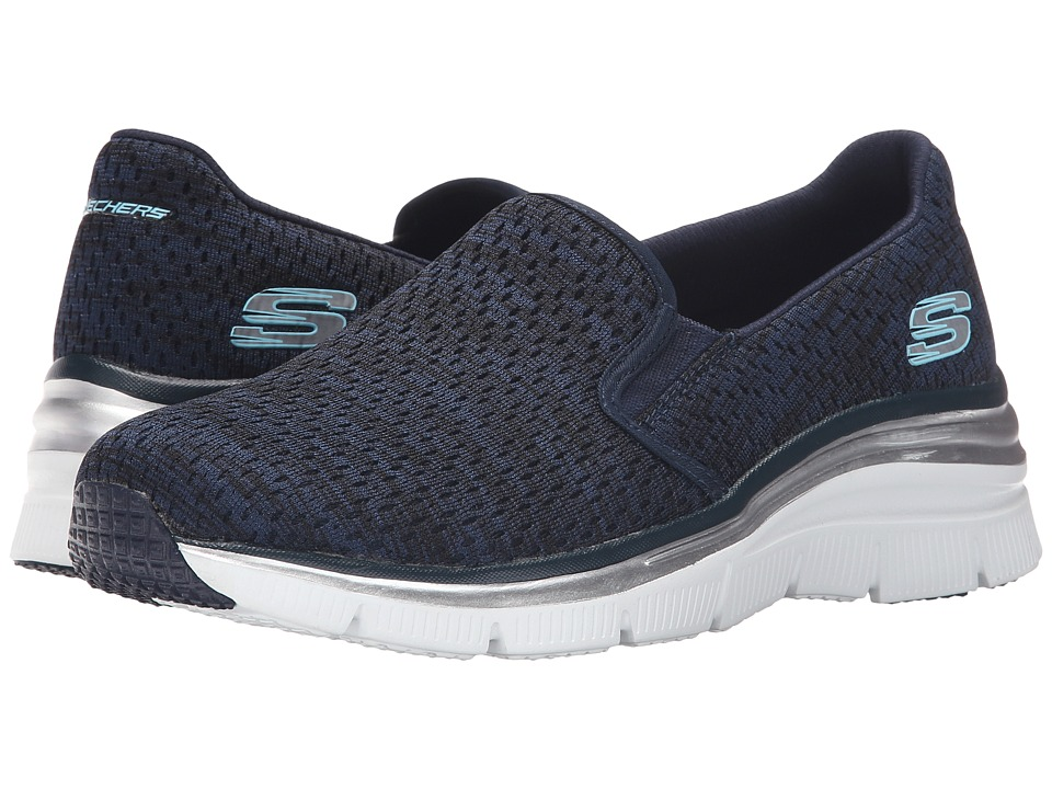 SKECHERS - Fashion Fit (Navy) Women's Shoes