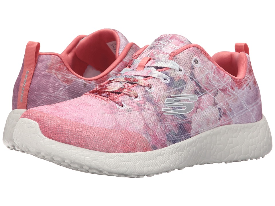 SKECHERS - Burst (Light Pink) Women's Shoes