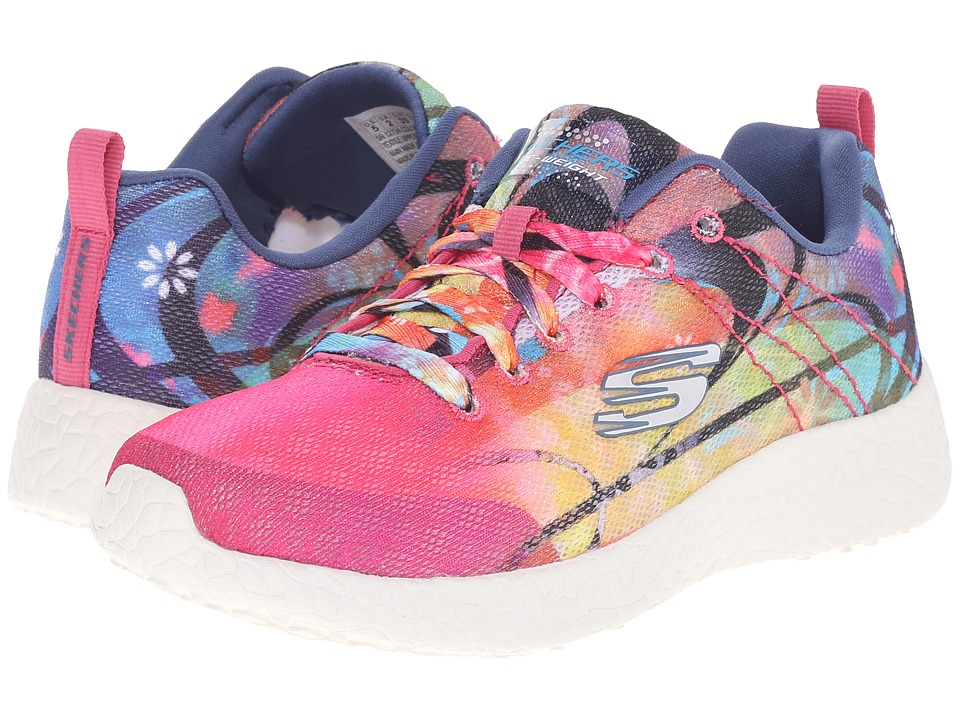 SKECHERS - Burst (Multi) Women's Shoes
