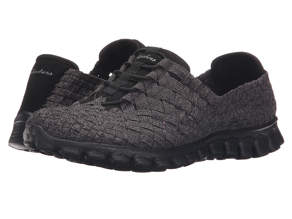 SKECHERS - EZ Flex 2 - Pedestal (Black) Women's Shoes