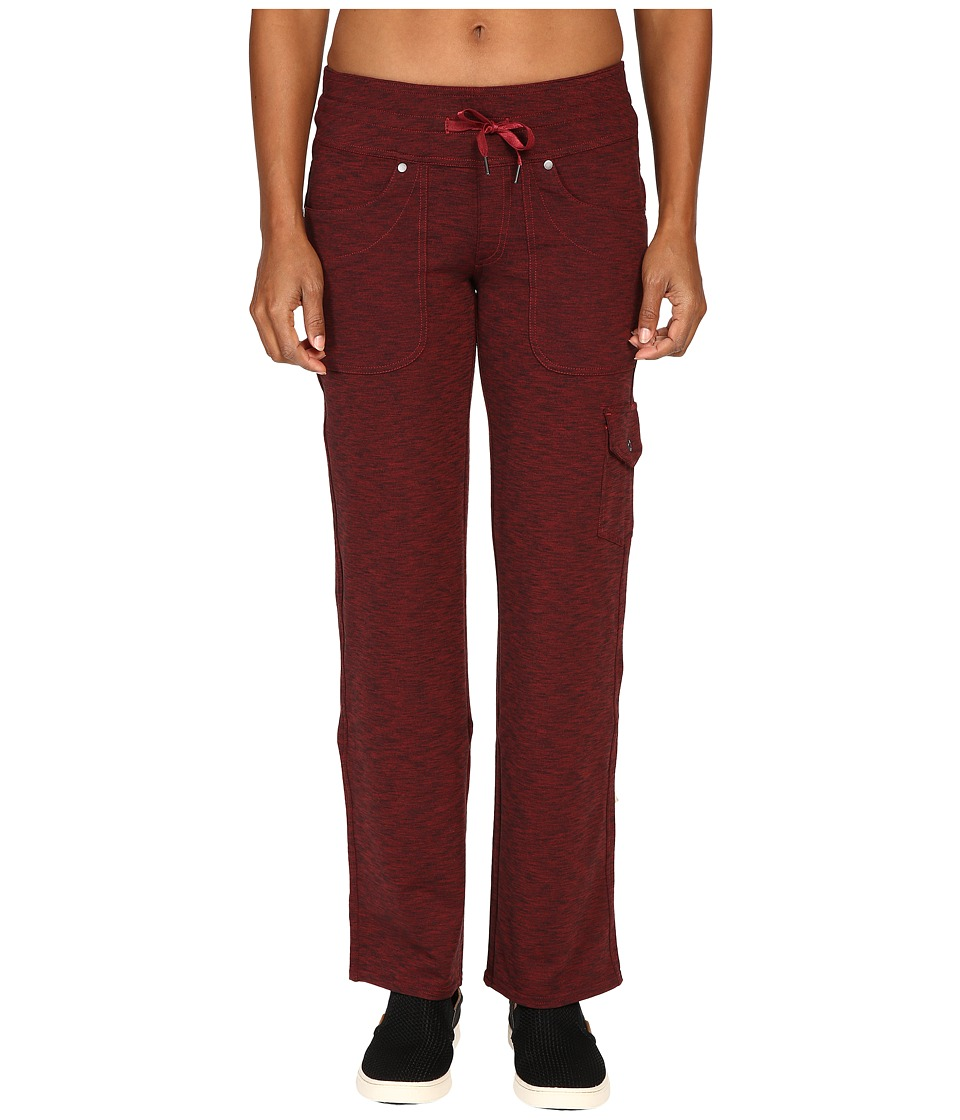 KUHL - Mova Pants (Syrah Heather) Women's Casual Pants