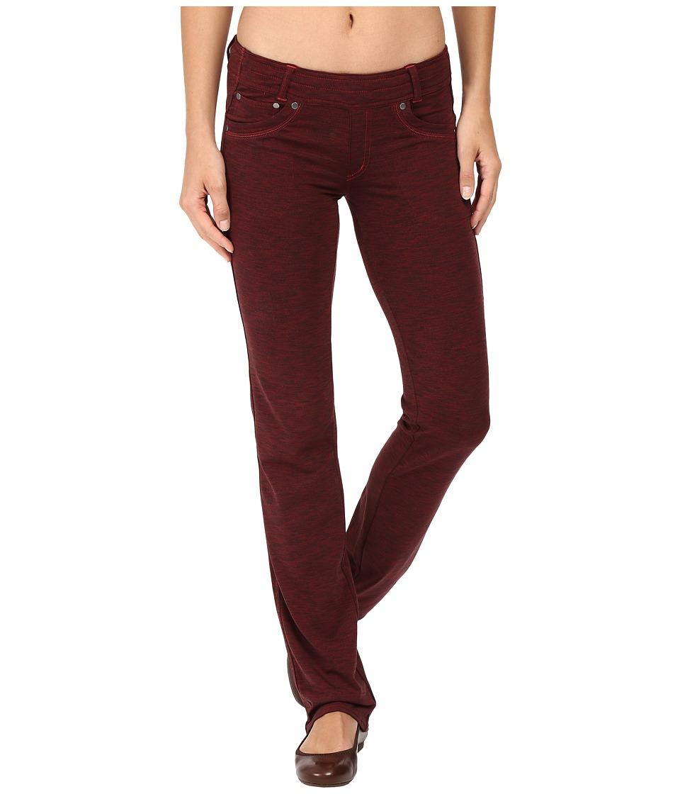 KUHL - M va Straight Fit Pants (Syrah Heather) Women's Casual Pants
