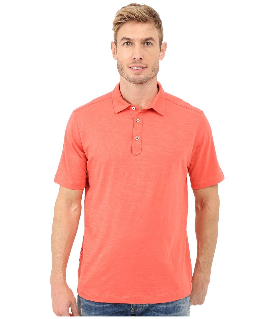 Tommy Bahama - Portside Player Spectator Polo (Sakura) Men's Clothing