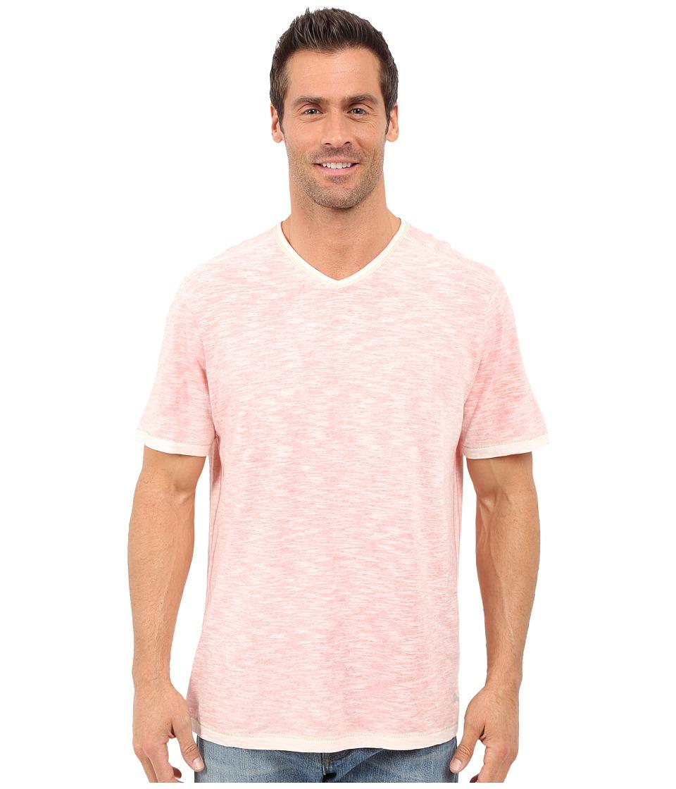 Tommy Bahama - Sunfade Salerno Knit (Melon Sorbet) Men's Clothing