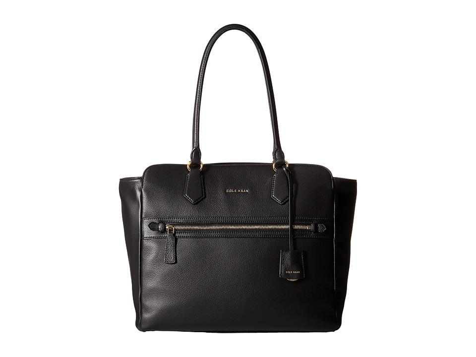 Cole Haan - Dorset Tote (Black) Tote Handbags