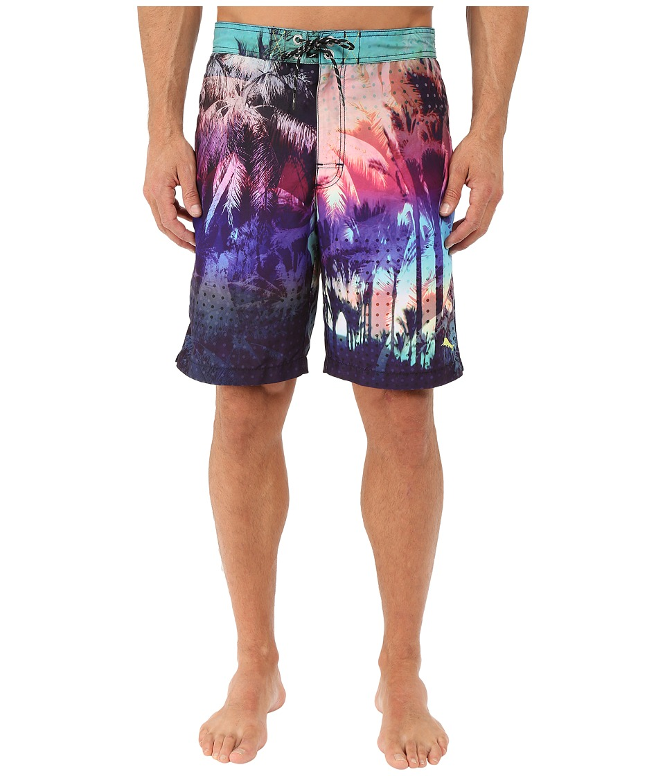 Tommy Bahama - Baja Sunset 9-inch Swim Trunk (Maritime) Men's Swimwear