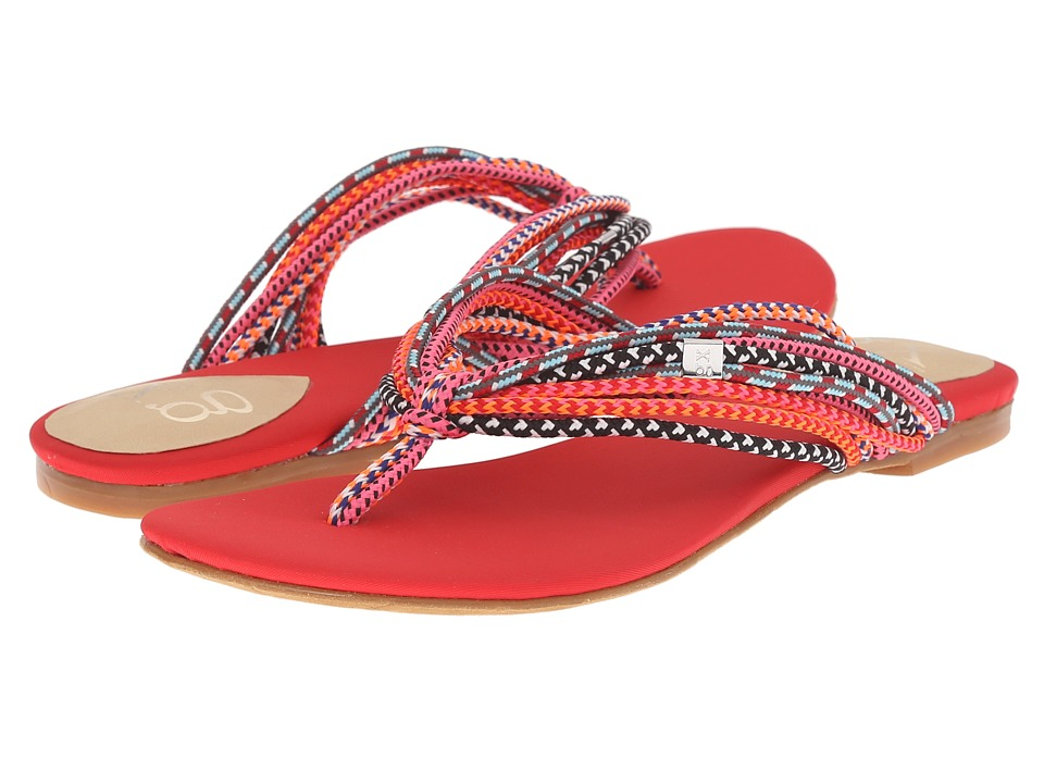 GX By Gwen Stefani - Rooney (Red/Orange Ropes) Women's Sandals