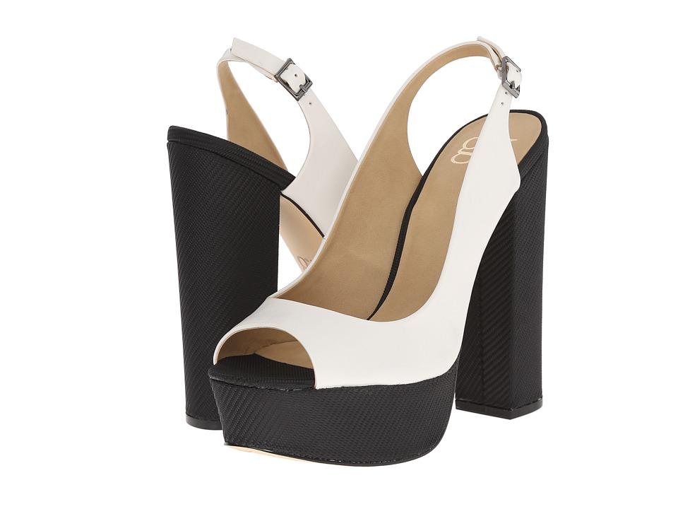 GX By Gwen Stefani - Rich (White Vachetta) High Heels