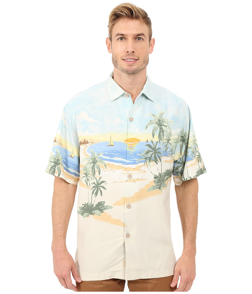 Tommy Bahama - Sunscape Isle Camp Shirt (Continental) Men's Clothing