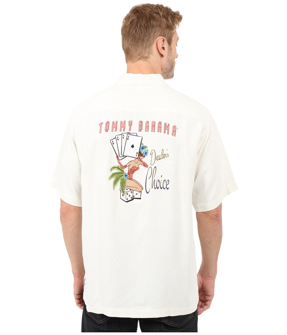 Tommy Bahama - Dealer's Choice Camp Shirt (Continental) Men's Clothing