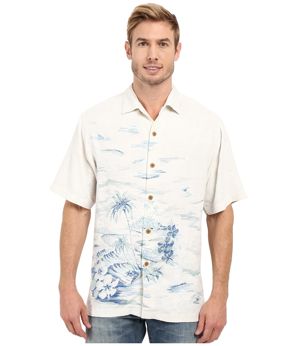 Tommy Bahama - La Vie Island Woven Shirt (Continental) Men's Clothing