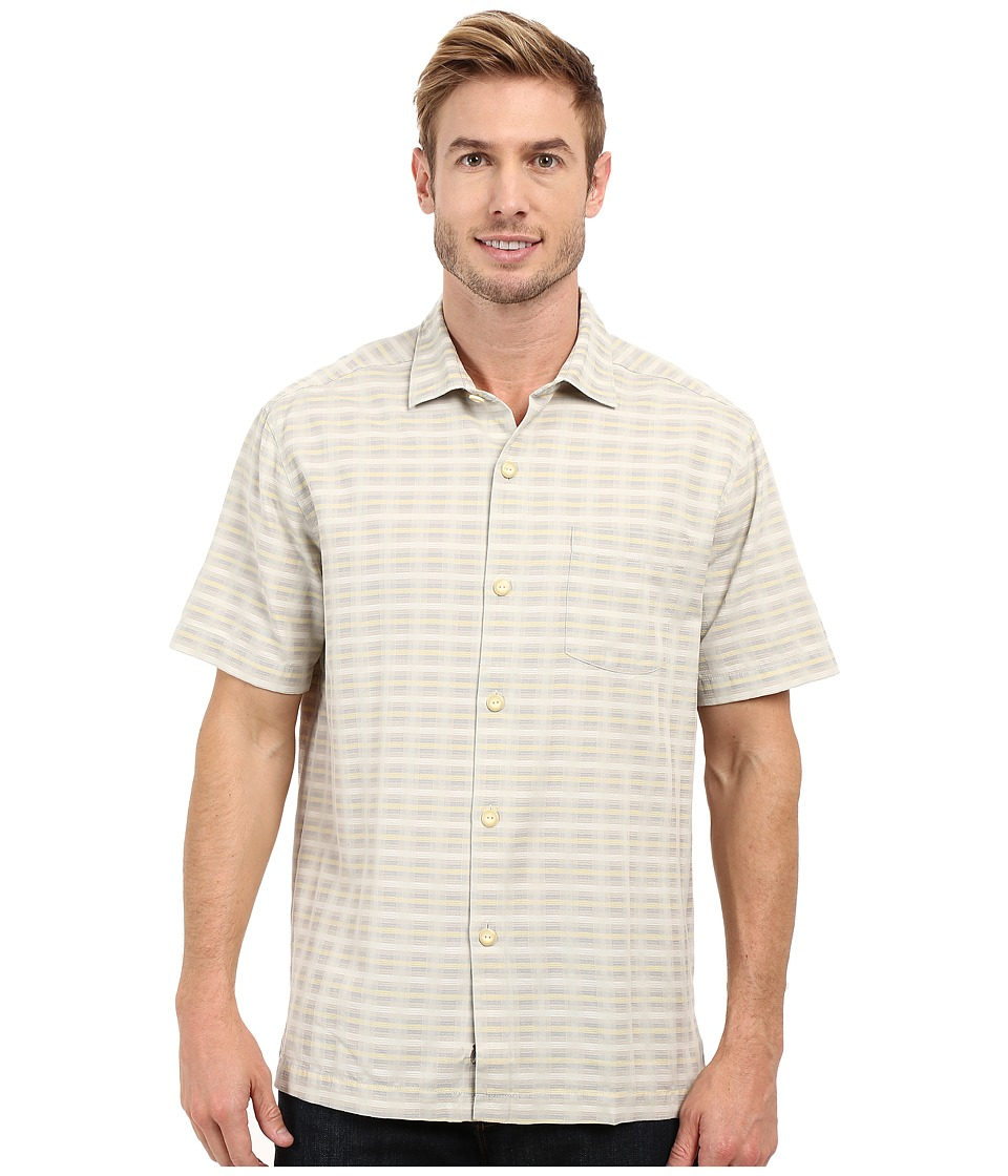 Tommy Bahama - Pixel in Paradise Woven Shirt (Continental) Men's Clothing
