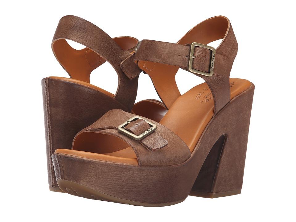 Kork-Ease - Kenora (Tan) High Heels