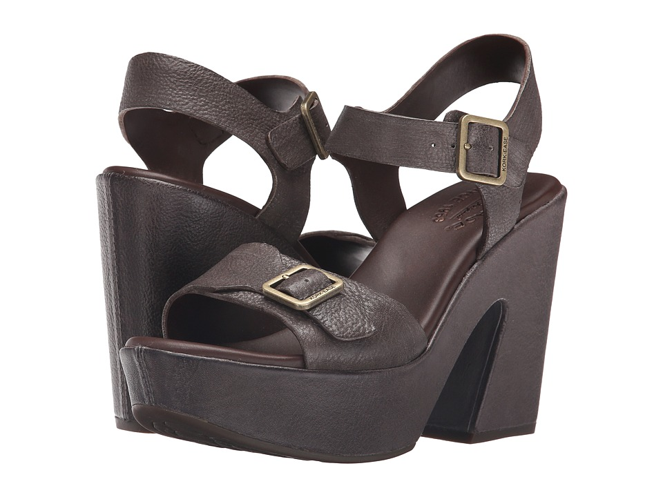Kork-Ease - Kenora (Grey Combo) High Heels