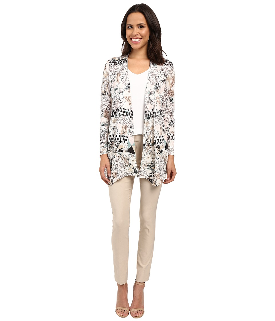 NIC+ZOE - Louvre Cardy (Multi) Women's Sweater