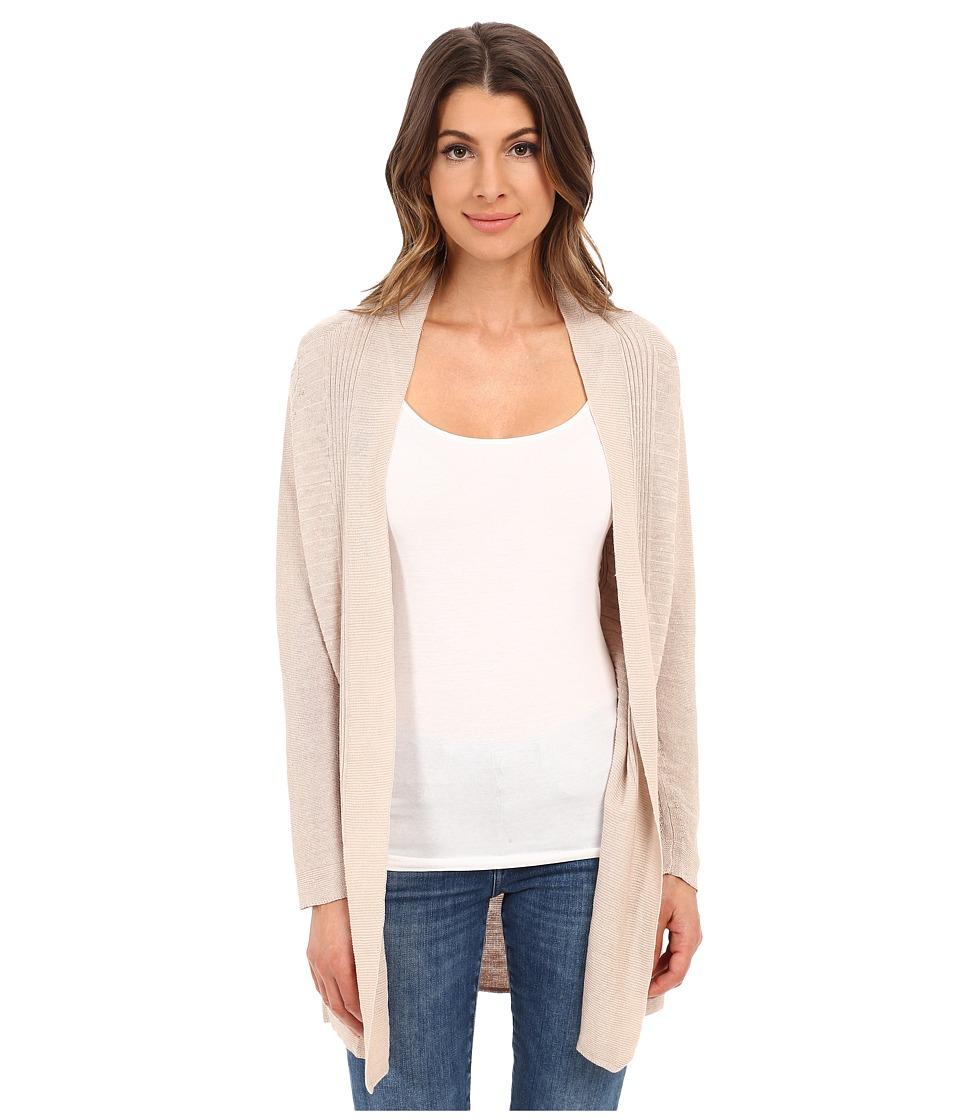 NIC+ZOE - Long Line Cardy (Fawn) Women's Sweater