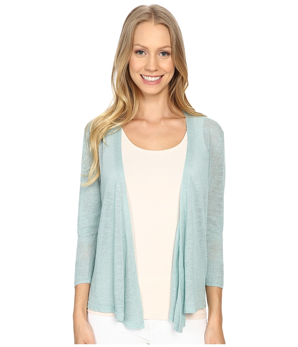 NIC+ZOE - 4 Way Cardy (Aquifer) Women's Sweater
