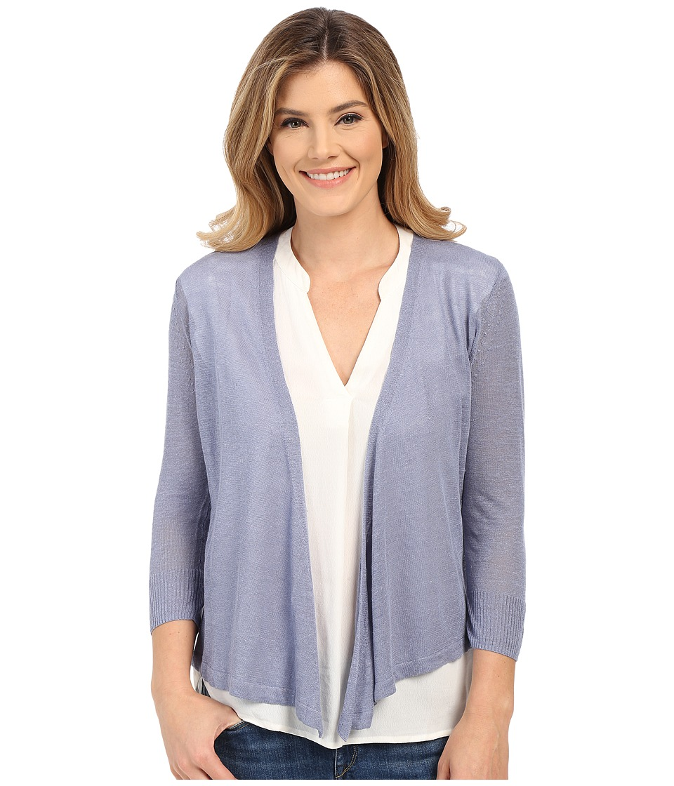 NIC+ZOE - 4 Way Cardy (Vapor) Women's Sweater