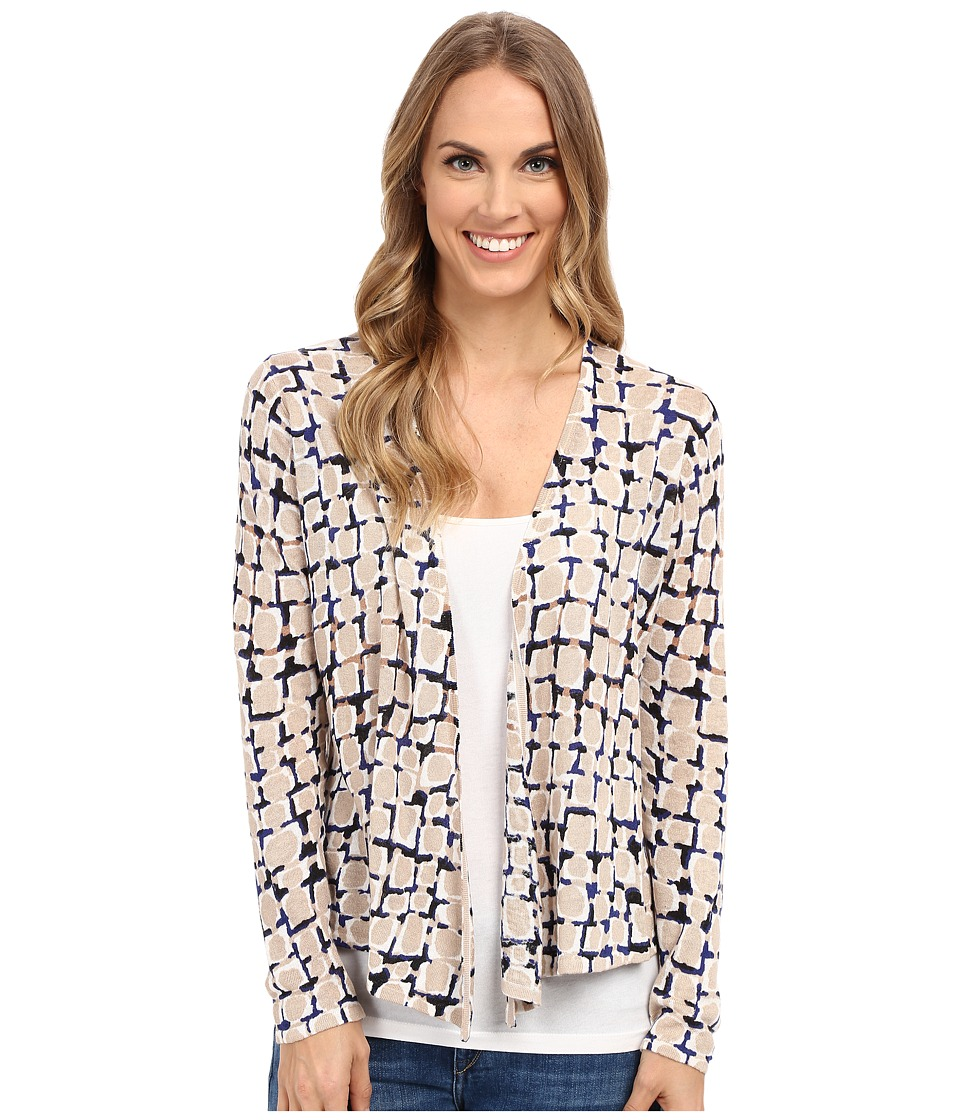 NIC+ZOE - Loopy Button 4 Way Cardy (Multi) Women's Sweater