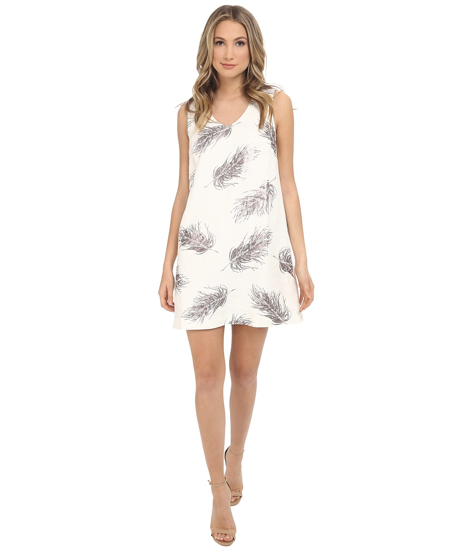 NIC+ZOE Glazed Feather Dress (Multi) Women