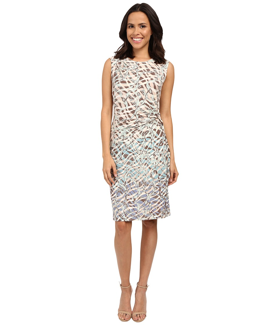 NIC+ZOE - Spring It On Dress (Multi) Women's Dress