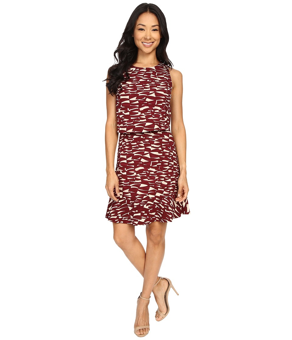 NIC+ZOE Electric Breeze Dress (Multi) Women