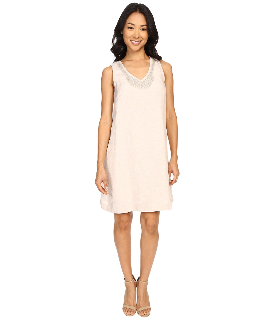 NIC+ZOE Jetset Dress (Fawn Mix) Women