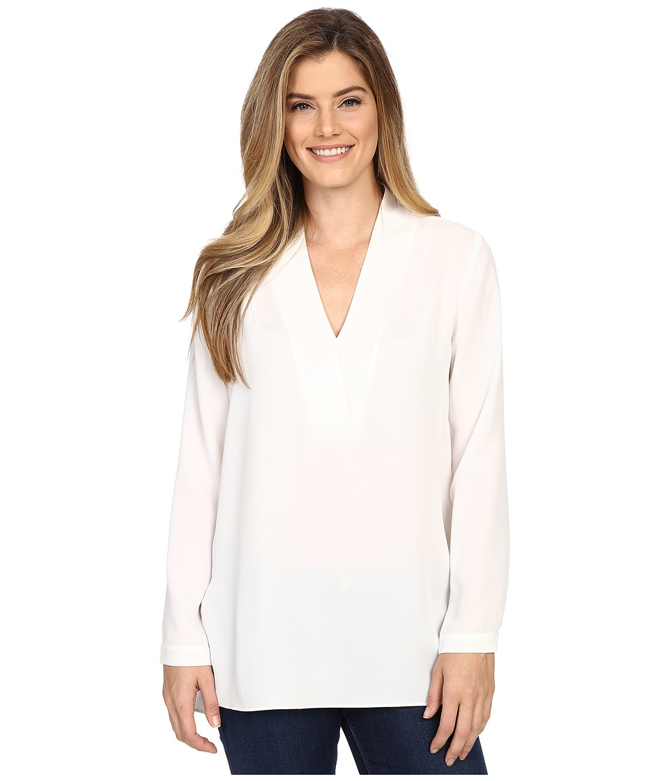 NIC+ZOE - Seabreeze Top (Paper White) Women's Clothing
