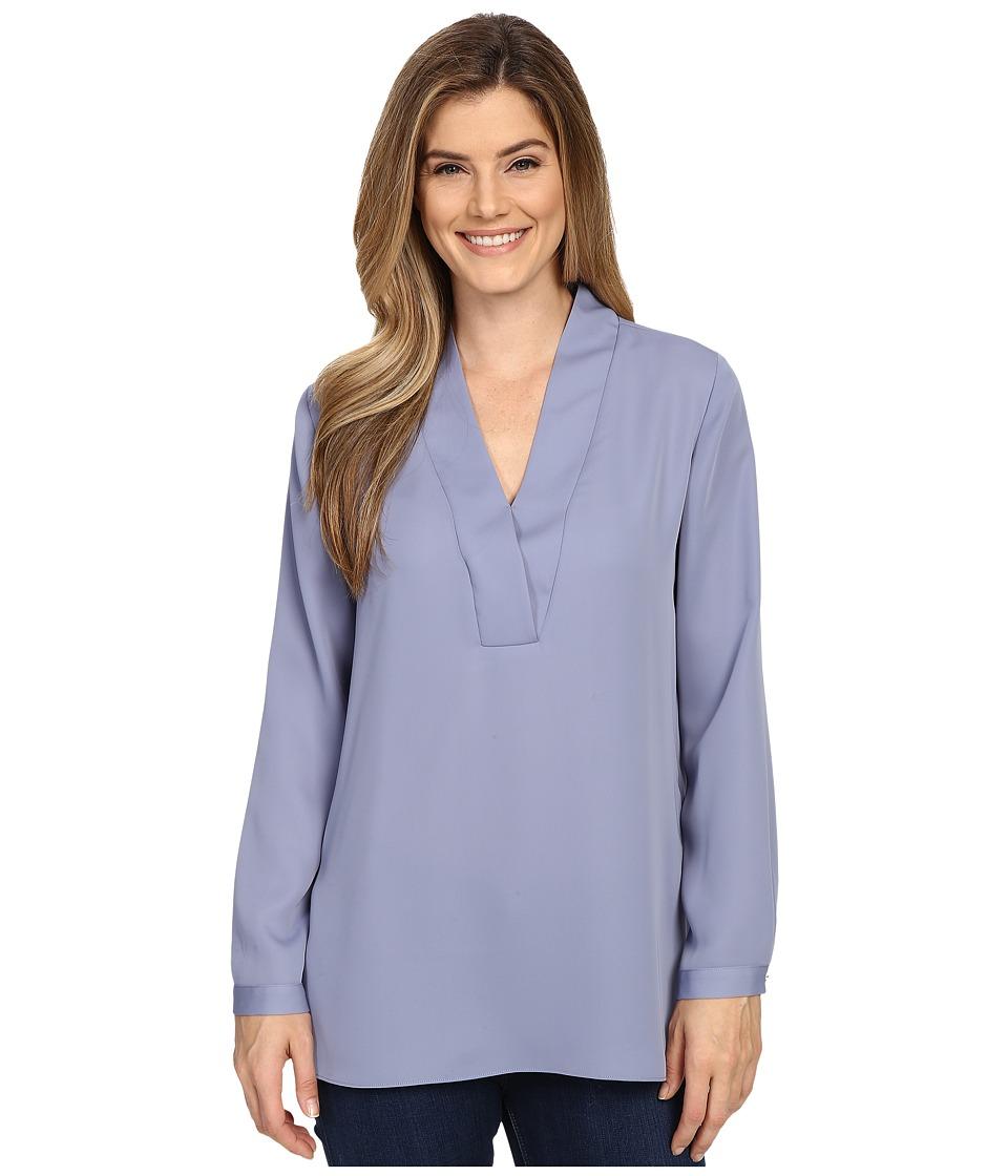 NIC+ZOE - Seabreeze Top (Vapor) Women's Clothing