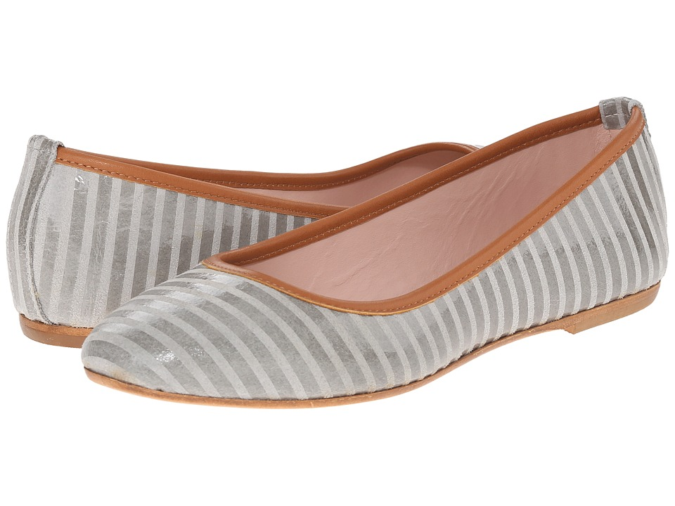 Summit White Mountain - Kaisley (Grey Suede) Women's Flat Shoes