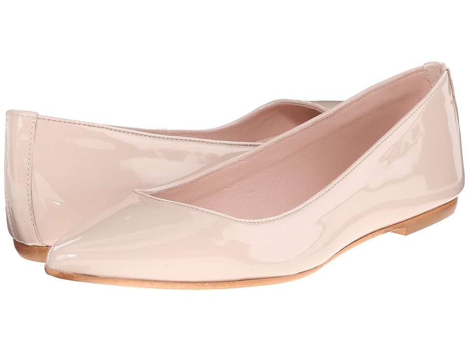 Summit by White Mountain Kamora (Nude Patent Leather) Women