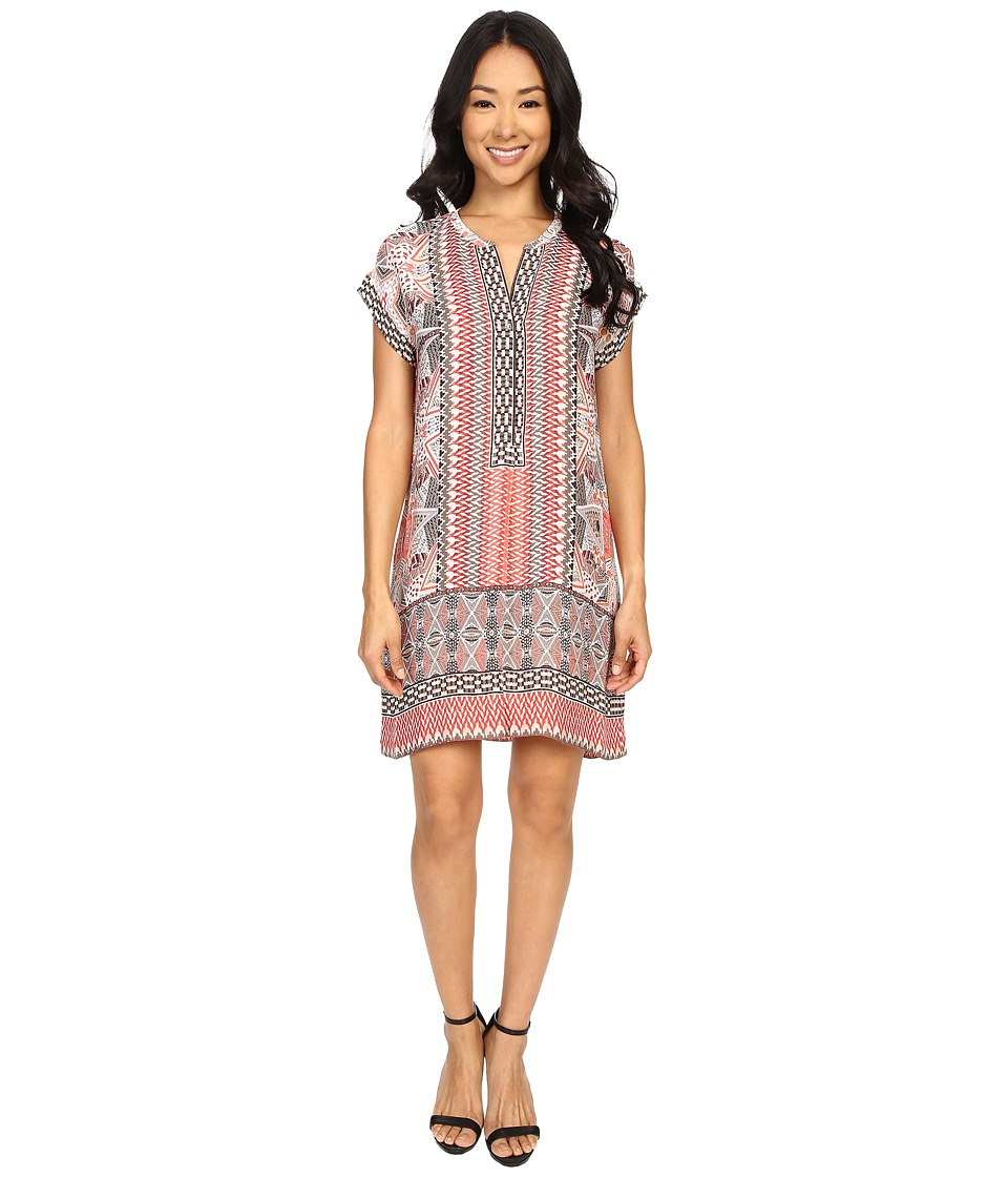 NIC+ZOE - Prismatic Tunic (Multi) Women's Clothing