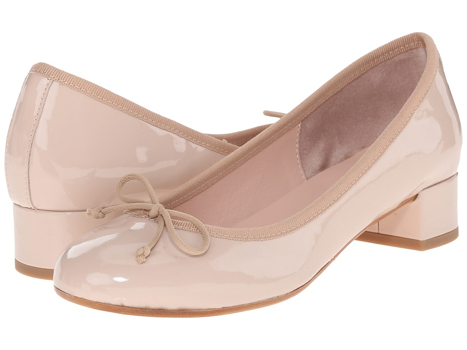 Summit by White Mountain - Mariela (Nude Patent Leather) Women's 1-2 inch heel Shoes