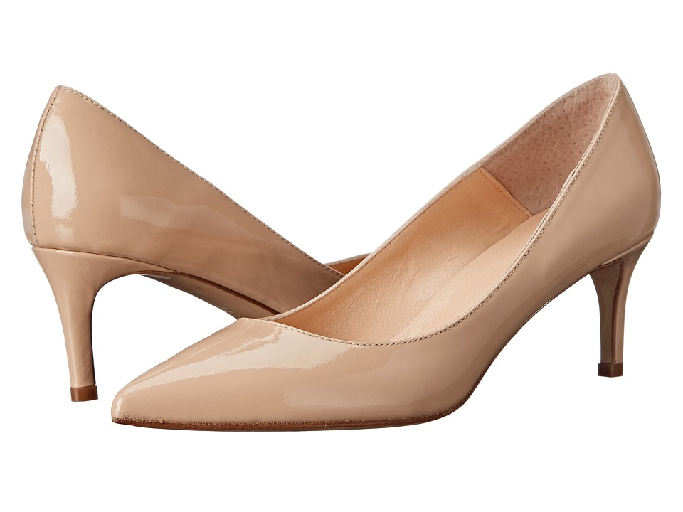 Summit by White Mountain - Callison (Nude Patent Leather) High Heels