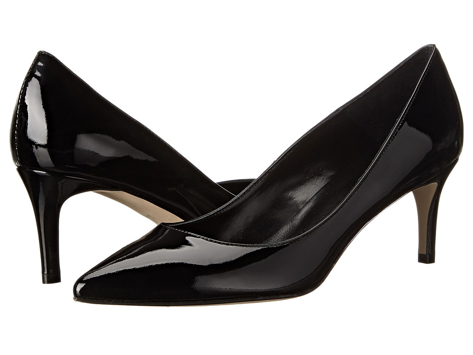 Summit by White Mountain Callison (Black Patent Leather) High Heels