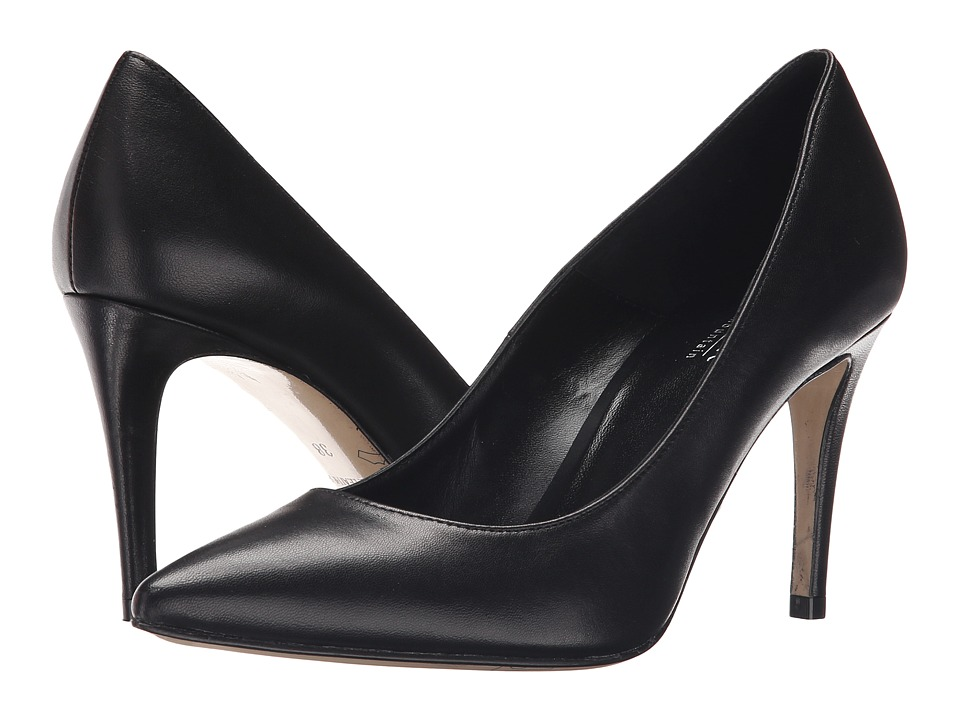 Summit by White Mountain - Sorina (Black Leather) High Heels