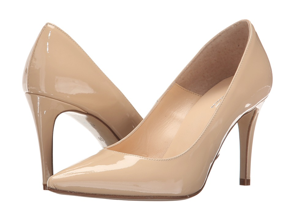 Summit by White Mountain - Sorina (Nude Patent Leather) High Heels