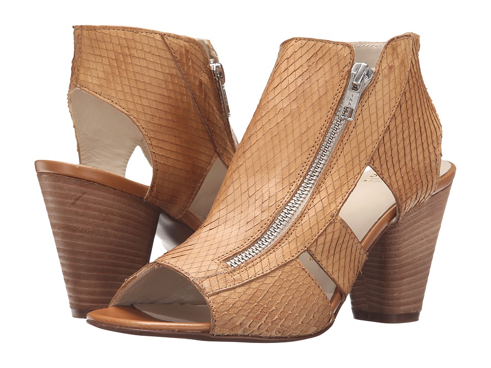 Summit by White Mountain - Sherilyn (Luggage Exotic Leather) High Heels