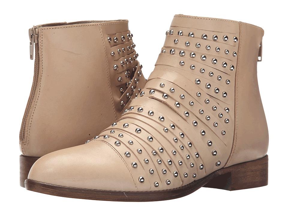 Summit by White Mountain - Graycen (Beige Leather) Women's Boots