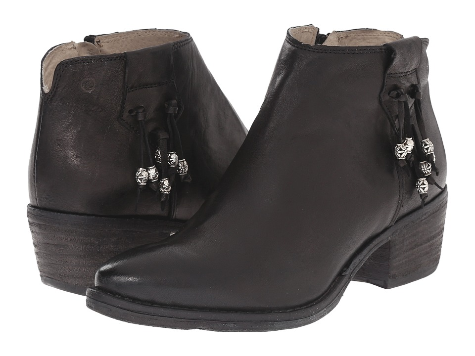Summit by White Mountain - Gilberta (Black Leather) Women's Boots