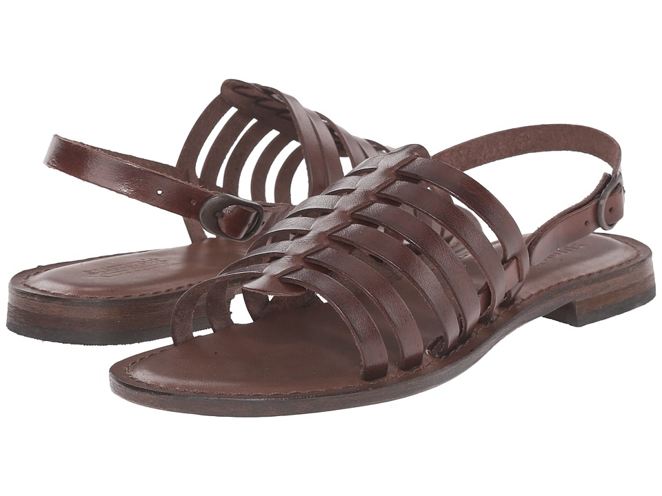 Summit by White Mountain - Elanna (Espresso Leather) Women's Sandals