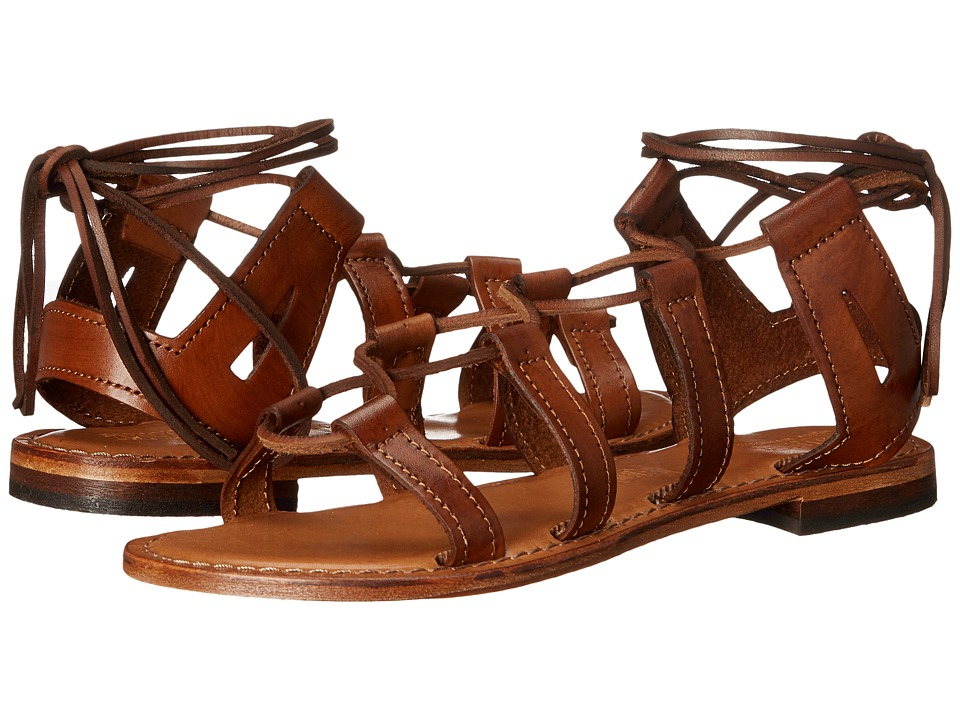 Summit by White Mountain Felisha (Cognac Leather) Women