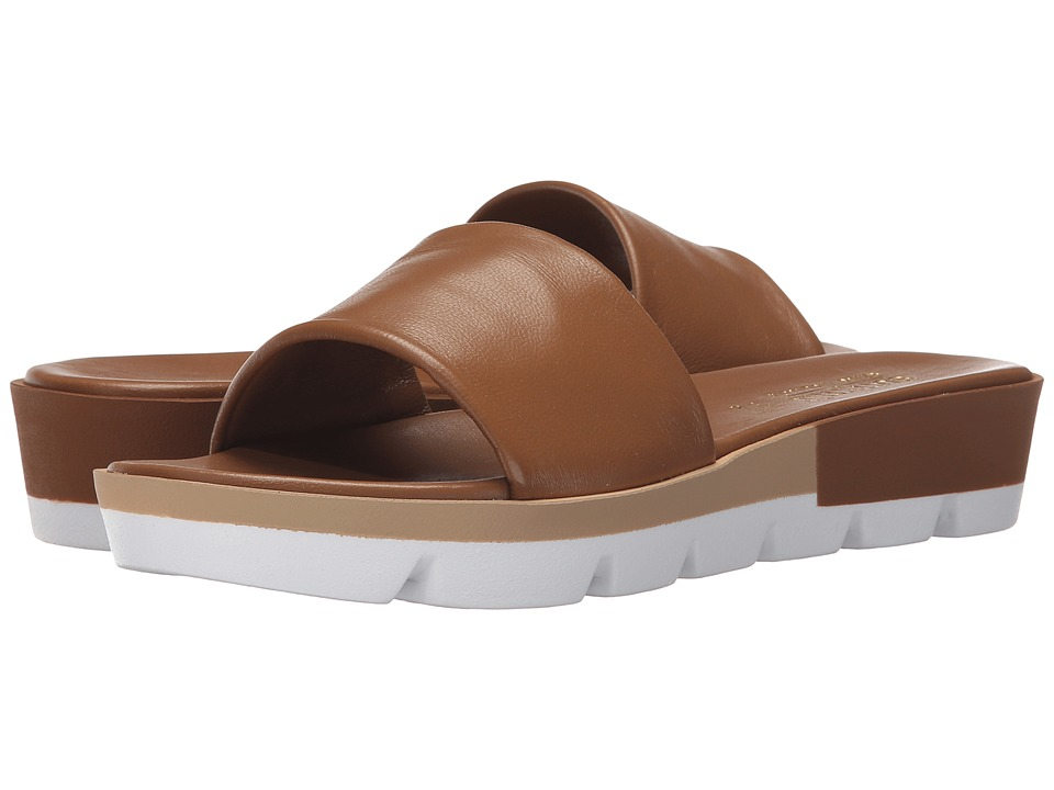Summit by White Mountain - Faye (Brown Leather) Women's Sandals