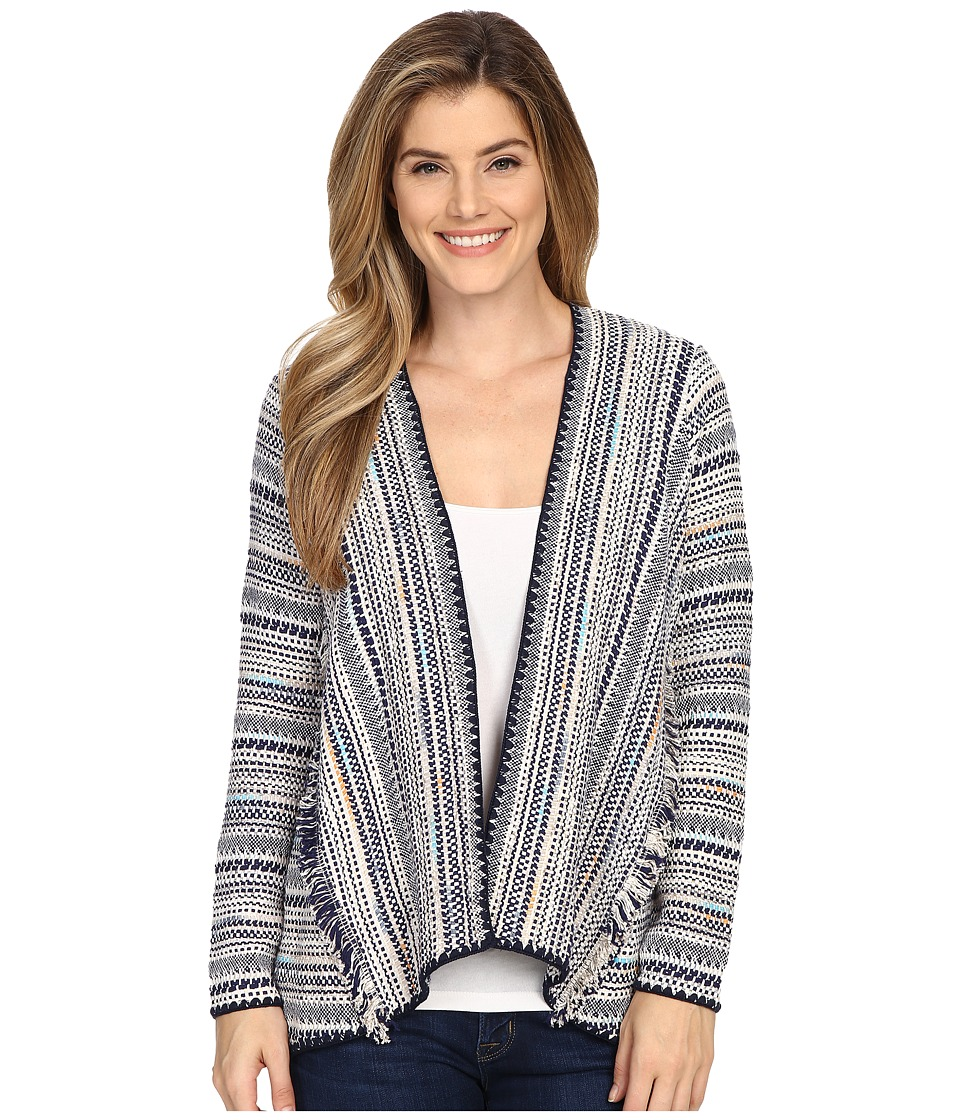 Lucky Brand - Pottery Cardigan (Multi) Women's Sweater