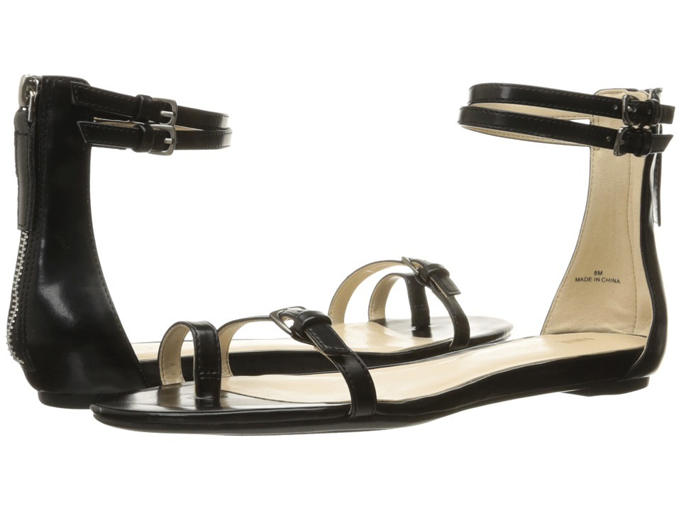 Nine West - Onque3 (Black Synthetic) Women's Sandals