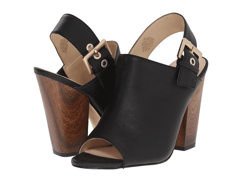 Nine West - Orlanda (Black Leather) Women's Shoes